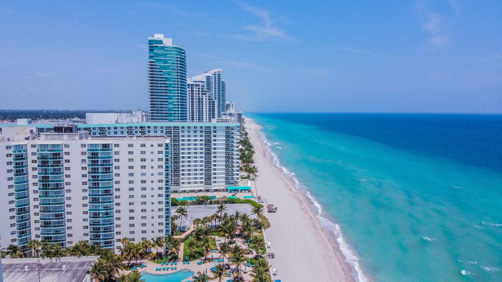 Miami Drone Image